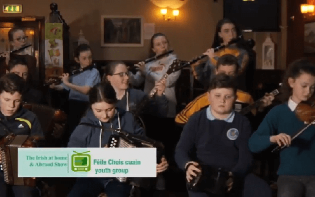 Féile Chois Cuain on Irish TV Documentary